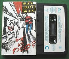 Was (Not Was) What Up Dog inc Walk The Dinosaur + Cassette Tape - TESTED