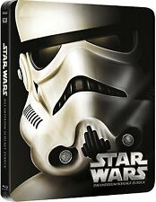STAR WARS: DAS IMPERIUM SCHLÄGT ZURÜCK (Blu-ray Disc, Steelbook) NEU+OVP
