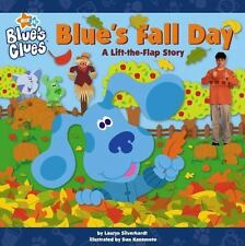 Blue's Fall Day: A Lift-the-Flap Story Blue's Clues
