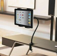 360 Rotating Desktop Stand Lazy Bed Tablet Holder Mount for iPad Air 5 Samsung