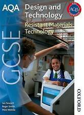AQA Resistant Materials Design Technology GCSE Textbook Ian Fawcett