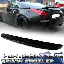"""SHIP FROM LA Painted Color #KH3 OE Trunk Spoiler For Nissan 350Z Z33 Coupe 03+"