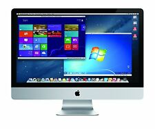 "2010 27"" Imac core i3/3.2ghz/8gb ram/1tb/os x e Windows 10 Professional"