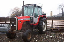 Massey Ferguson Tractor Workshop Manuals 600 Series