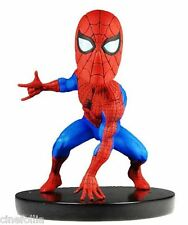 Bobble-head Spider-man head knocker Extreme Marvel classic 20 cm by Neca