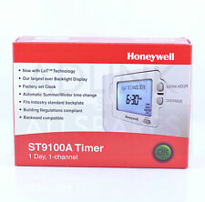 HONEYWELL ST9100 A 1008 1 DAY ,1 CHANNEL TIMER