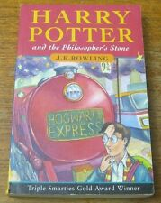 Harry Potter and the Philosopher's Stone J.K. Rowling 1997 SC