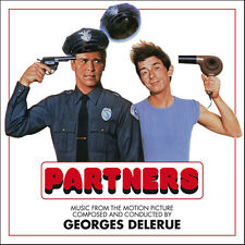 PARTNERS (MUSIQUE DE FILM) - GEORGES DELERUE (CD)