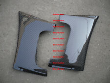 Carbon Fiber Add On Addon 2 PCS For Lancer EVO 7 8 9 OE Style Front Fender