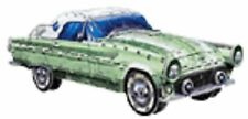 Wrebbit Puzz 3D Puzzle Foam - Classic Cars 1956 Ford Thunderbird T-Bird Sealed