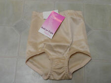 NEW Womens Size M Beige Girdle Panty Shape Wear