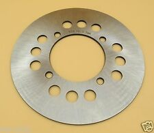Rear Brake Disc Rotor For SUZUKI Vinson 500 LTF 500  LTA 500 2002-2007