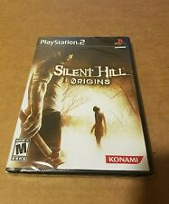 PS2 Silent Hill Origins New Sealed (Sony PlayStation 2, 2008)