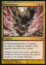 Ruinámpago/Folgore   ex   Shards of Alara   ESP   Magic MTG