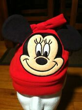 Disney's Minnie Mouse Ears Toddler Girl's Knitted Beanie - Very Cute!- RR
