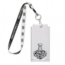 San Jose Sharks Pittsburg Penguins Stanley Cup Final Credential Holder
