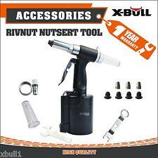 X-BULL Air Pop Rivet Hydraulic Rivet Nut Riveter Gun Tools Pneumatic Riveter