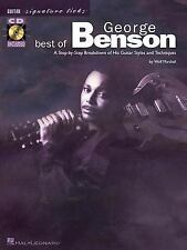 Best of George Benson : A Step-by-Step Breakdown of His Guitar Styles and...