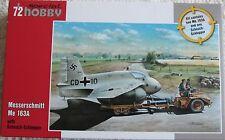 Special Hobby 1/72 SH72183 Messerschmitt Me163A with Scheuch Schlepper
