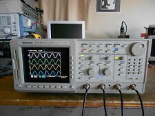 Tektronix 1GHz 5GS/s TDS684C 13 1F 1M 2F. From a TDS654C. READ!