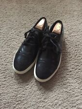 Paul Smith Men's Fashion Sneakers 9 US D Medallion Minister Cap Toe