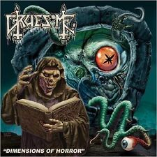 GRUESOME - Dimensions Of Horror EP MCD