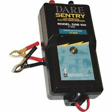Dare Sentry 25-Acre DC Electric Fence Charger Energizer