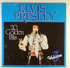 """12"""" LP - Elvis Presley - 20 Golden Hits - Volume 3 - B2782 - washed & cleaned"""