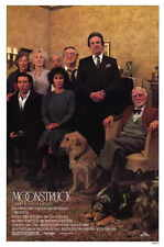 MOONSTRUCK Movie POSTER 11x17 C Cher Nicolas Cage Olympia Dukakis Danny Aiello