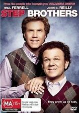 Step Brothers - Will Ferrell & John C. Reily DVD R4 NEW