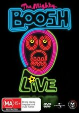 The Mighty Boosh Live (DVD, 2008, 2-Disc Set) Brand New & Sealed, Region: 4