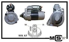 New OE spec Starter Motor for NISSAN Micra III 1.0 1.2 1.4 02-07