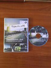 DVD Aggiornamento Navigatore BMW Professional 2016 serie 1,2,3,4,5,6,x5,x6
