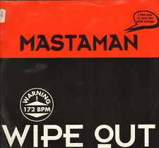 MASTAMAN - Wipe Out - Wox