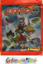 Stickers / Vignettes Panini ~ Beyblade Metal Masters ~ Lot De 25 Pochettes