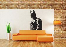 Batman comic book heroe kids Quote Wall Stickers Art Room Removable Decals DIY