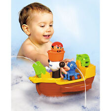 NEW BOXED Tomy Pirate Ship Kids Bath Time Squirt Water Activity Floating Toy