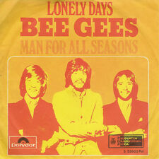"Bee Gees Lonely Days/ Man For All Seasons 1970 EP 7"" 45rpm Yugoslavia vinyl (g-)"