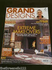 GRAND DESIGNS - EXTREME MAKEOVERS - DEC 2005