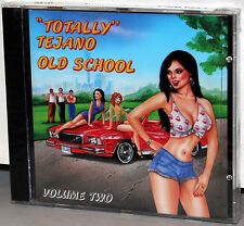 DCC DZS 127 CD: Totally Tejano (TEX MEX) Old School - Volume 2 - 1997 USA OOP SS