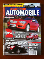 Le moniteur Automobile 2/08/2011; Essai BMW Alpina/ Mercedes C Coupé/ Kia Rio