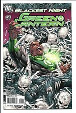 GREEN LANTERN # 49 (BLACKEST NIGHT, FEB 2010), VF/NM
