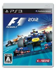 (Used) PS3 F1 2012  [Import Japan]((Free Shipping))