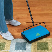 Bissell Hotel Restaurant Swift Sweep Sweeper Broom Cordless Carpet Floor Cleaner