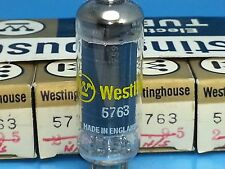 WESTINGHOUSE 5763 CV2129 VACUUM TUBE SINGLE TUBE ABSOLUTELY NOS NIB SUB FOR EL84