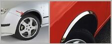 ROVER 25 75 200 214 400 .. Wing wheel arch trim set of 2 pcs. Front/Rear CHROME