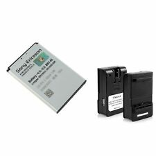 OEM For Sony Ericsson Xperia X10 Battery BST-41 BST41 BST 41 Original+Charger
