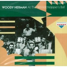 CD Woody Herman- at the woodchopper's ball 082333207127