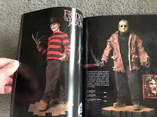 Sideshow Collectibles Volume 9 2005 Catalog  Freddy Jason premium format mint