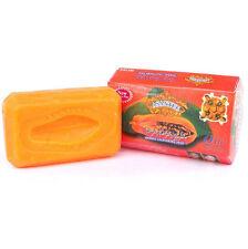 Asantee Thai Papaya Herbal Skin Whitening Soap 125g Thailand Honey and Vitamin C